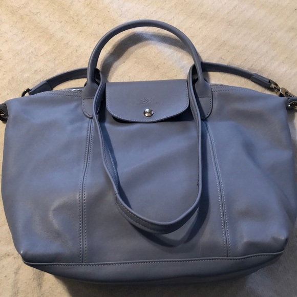 d7fbae1afa4b Longchamp Bags | Le Pliage Cuir Size Medium Nwt | Poshmark